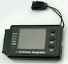 [Уценка] Устройсто для контроля напряжения Cell-Log 8M (для батарей 2-8S Lipo)
